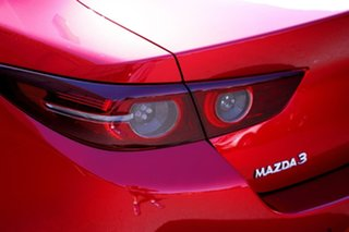 2020 Mazda 3 300N X20 Astina M Hybrid Soul Red Crystal 6 Speed Automatic Sedan