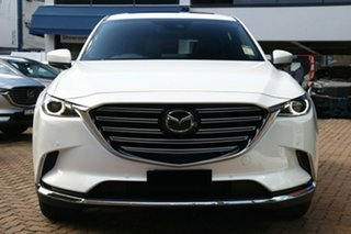 2021 Mazda CX-9 TC Azami SKYACTIV-Drive Snowflake White Pearl 6 Speed Sports Automatic Wagon
