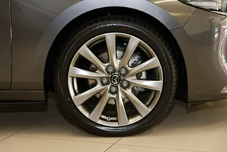 2020 Mazda 3 BP2SHA X20 SKYACTIV-Drive Astina Grey 6 Speed Sports Automatic Sedan.