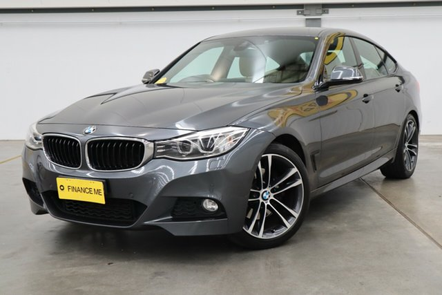 Used BMW 3 Series F34 328i Gran Turismo M Sport Castle Hill, 2016 BMW 3 Series F34 328i Gran Turismo M Sport Grey 8 Speed Sports Automatic Hatchback