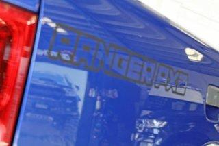 2016 Ford Ranger PX MkII XL 3.2 (4x4) Blue 6 Speed Manual Crew Cab Utility