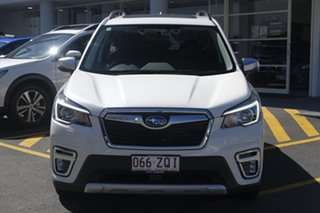 2020 Subaru Forester S5 MY20 2.5i-S CVT AWD White Crystal 7 Speed Constant Variable Wagon