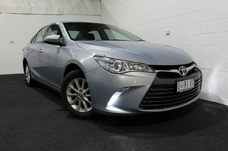 2015 Toyota Camry ASV50R Altise Blue 6 Speed Sports Automatic Sedan.