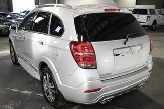 2018 Holden Captiva CG MY18 LTZ AWD Silver 6 Speed Sports Automatic Wagon