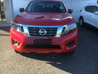 2020 Nissan Navara D23 S4 MY20 SL Red 7 Speed Sports Automatic Utility