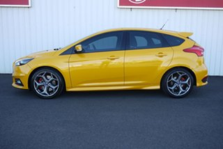 2015 Ford Focus LZ ST Tangerine Orange 6 Speed Manual Hatchback