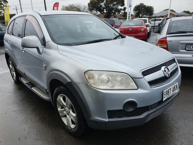 Used Holden Captiva CG MY08 SX AWD Morphett Vale, 2008 Holden Captiva CG MY08 SX AWD 5 Speed Sports Automatic Wagon