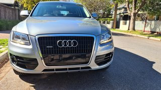 2010 Audi Q5 8R MY10 TFSI S Tronic Quattro Grey 7 Speed Sports Automatic Dual Clutch Wagon
