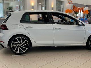 2020 Volkswagen Golf 7.5 MY20 R DSG 4MOTION White 7 Speed Sports Automatic Dual Clutch Hatchback