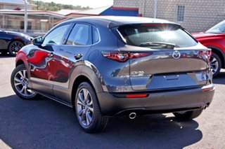 2020 Mazda CX-30 DM4WLA G25 SKYACTIV-Drive i-ACTIV AWD Touring Machine Grey 6 Speed Sports Automatic