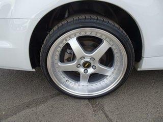 2011 Holden Ute VE II SV6 Heron White 6 Speed Manual Utility