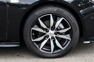 2018 Holden Commodore ZB MY18 RS Liftback Black 9 Speed Sports Automatic Liftback
