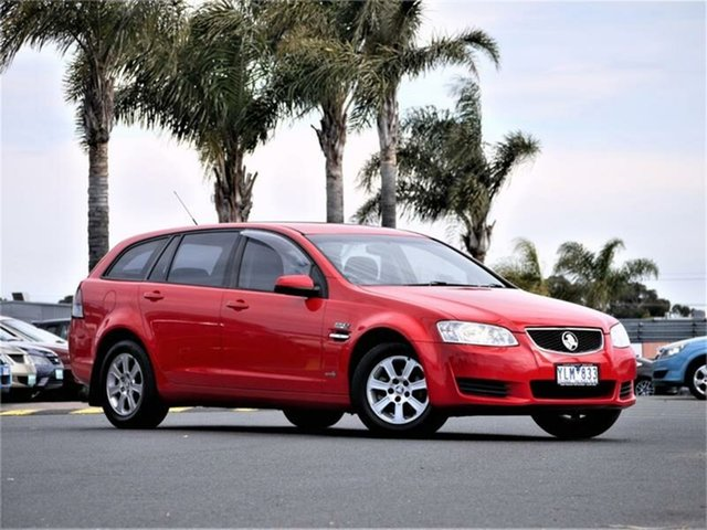 Used Holden Commodore VE II Omega, 2011 Holden Commodore VE II Omega 6 Speed Sports Automatic Wagon