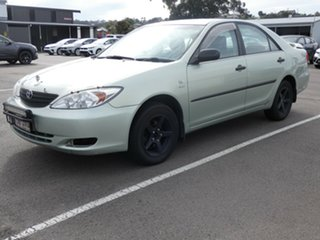 2003 Toyota Camry ACV36R Altise Green 4 Speed Automatic Sedan.