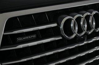 2015 Audi Q7 4M MY16 TDI Tiptronic Quattro Ink Blue 8 Speed Sports Automatic Wagon.