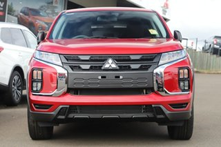 2020 Mitsubishi ASX XD MY20 MR 2WD Red Diamond 1 Speed Constant Variable Wagon