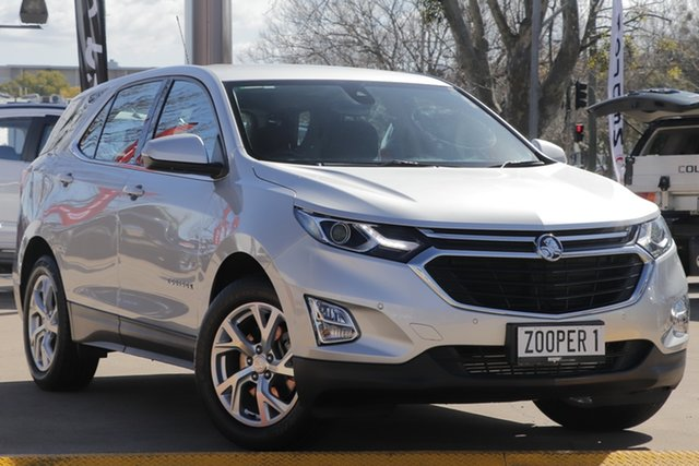 Used Holden Equinox EQ MY18 LT FWD, 2018 Holden Equinox EQ MY18 LT FWD Silver 6 Speed Sports Automatic Wagon