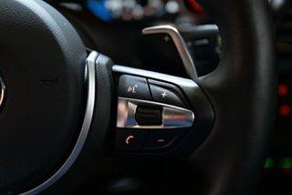 2015 BMW 3 Series F30 LCI 330i Sport Line White 8 Speed Sports Automatic Sedan