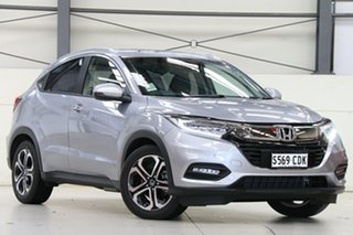 2020 Honda HR-V MY20 VTi-LX Lunar Silver 1 Speed Constant Variable Hatchback.