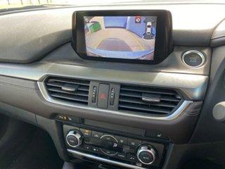 2015 Mazda 6 GJ1032 GT SKYACTIV-Drive White 6 Speed Sports Automatic Sedan