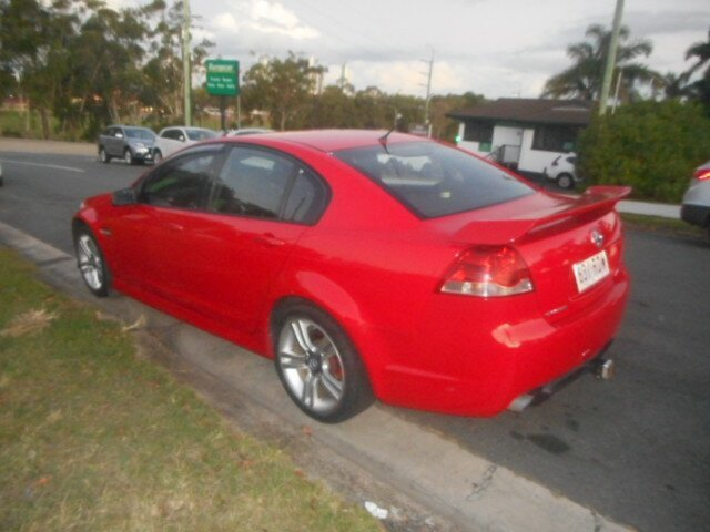 Used Holden Commodore VE MY09 SV6 Southport, 2008 Holden Commodore VE MY09 SV6 6 Speed Manual Sedan