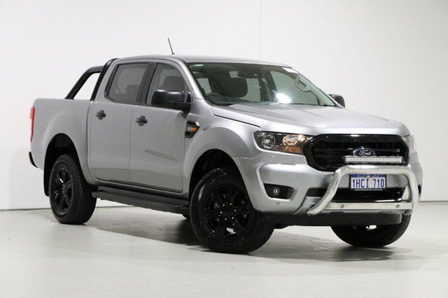 Used Ford Ranger PK MkIII MY19.75 XLS Sport 3.2 (4x4), 2019 Ford Ranger PK MkIII MY19.75 XLS Sport 3.2 (4x4) Grey 6 Speed Automatic Double Cab Pickup