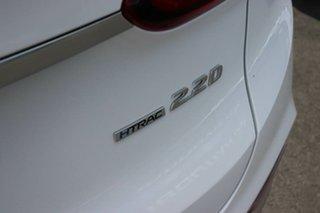 2020 Hyundai Santa Fe TM.2 MY20 Elite White Cream 8 Speed Sports Automatic Wagon