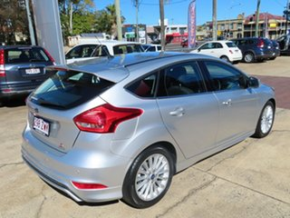 2016 Ford Focus Sport Silver Automatic Hatchback.