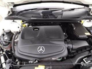 2016 Mercedes-Benz A-Class W176 806MY A200 D-CT 7 Speed Sports Automatic Dual Clutch Hatchback