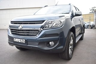 2019 Holden Trailblazer RG MY20 LTZ Grey 6 Speed Sports Automatic Wagon.