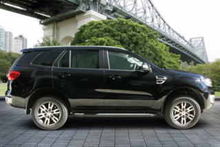 2019 Ford Everest UA II 2019.00MY Trend 4WD Black 6 Speed Sports Automatic Wagon.