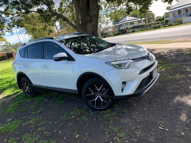 Used Toyota RAV4 ZSA42R GXL 2WD, 2016 Toyota RAV4 ZSA42R GXL 2WD 7 Speed Constant Variable Wagon