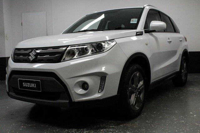 Used Suzuki Vitara LY RT-S 2WD, 2017 Suzuki Vitara LY RT-S 2WD White 6 Speed Sports Automatic Wagon