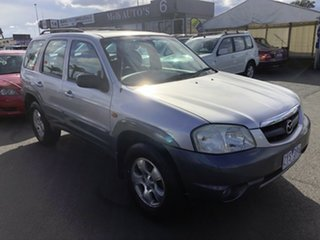2003 Mazda Tribute MY2003 Limited Silver 4 Speed Automatic Wagon.