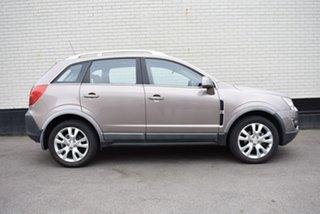 2013 Holden Captiva CG MY13 5 LTZ Gold 6 Speed Sports Automatic Wagon