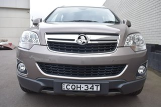 2013 Holden Captiva CG MY13 5 LTZ Gold 6 Speed Sports Automatic Wagon.