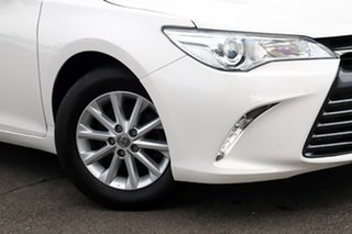 2015 Toyota Camry ASV50R Altise Diamond White 6 Speed Sports Automatic Sedan