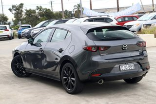2020 Mazda 3 300N X20 Astina M Hybrid Machine Grey 6 Speed Automatic Hatchback.
