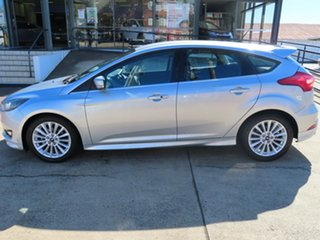 2016 Ford Focus Sport Silver Automatic Hatchback