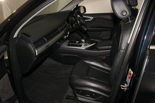 2015 Audi Q7 4M MY16 TDI Tiptronic Quattro Ink Blue 8 Speed Sports Automatic Wagon