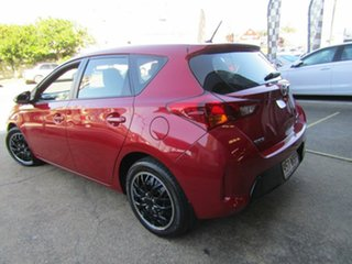2014 Toyota Corolla ZRE182R Ascent S-CVT Red 7 Speed Constant Variable Hatchback.