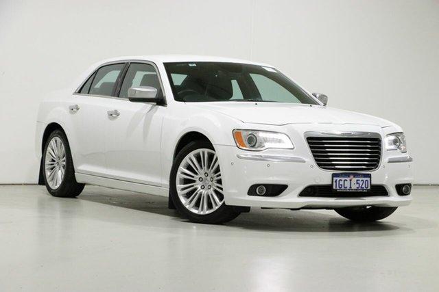 Used Chrysler 300 MY15 C Luxury, 2015 Chrysler 300 MY15 C Luxury White 8 Speed Automatic Sedan