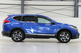 2020 Honda CR-V RW MY20 VTi-LX 4WD Brilliant Sporty Blue 1 Speed Constant Variable Wagon