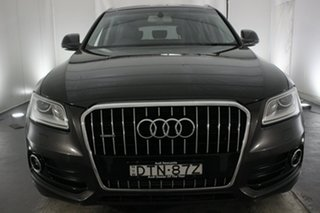 2013 Audi Q5 8R MY14 TDI S Tronic Quattro Lava Grey 7 Speed Sports Automatic Dual Clutch Wagon.