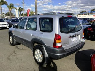 2003 Mazda Tribute MY2003 Limited Silver 4 Speed Automatic Wagon