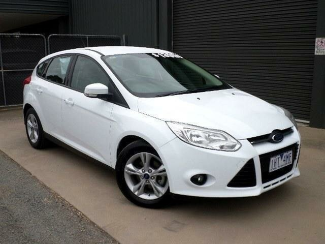 Used Ford Focus LW MK2 MY14 Trend, 2014 Ford Focus LW MK2 MY14 Trend 6 Speed Automatic Hatchback