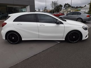 2016 Mercedes-Benz A-Class W176 806MY A200 D-CT 7 Speed Sports Automatic Dual Clutch Hatchback.