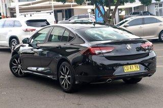 2018 Holden Commodore ZB MY18 RS Liftback Black 9 Speed Sports Automatic Liftback.