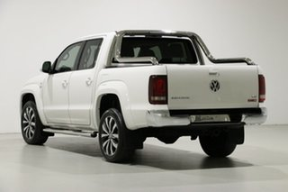 2019 Volkswagen Amarok 2H MY19 V6 TDI 580 Ultimate White 8 Speed Automatic Dual Cab Utility