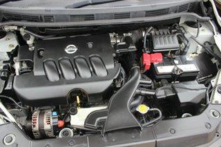 2006 Nissan Tiida C11 ST Gold 4 Speed Automatic Sedan